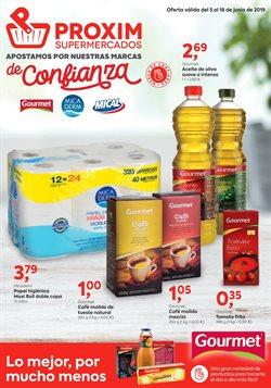 Ofertas de Pròxim Supermercados  en el folleto de Majadahonda