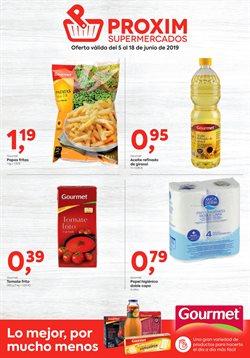 Ofertas de Pròxim Supermercados  en el folleto de Telde