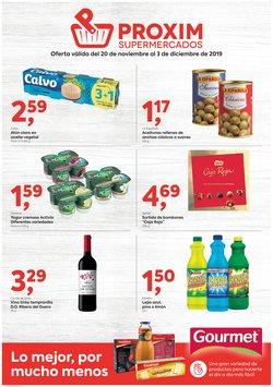 Ofertas de Pròxim Supermercados  en el folleto de Artana