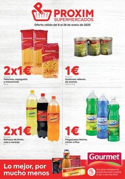 Ofertas de Pròxim Supermercados  en el folleto de Rivas-Vaciamadrid