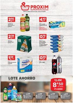 Ofertas de Mahou en Pròxim Supermercados