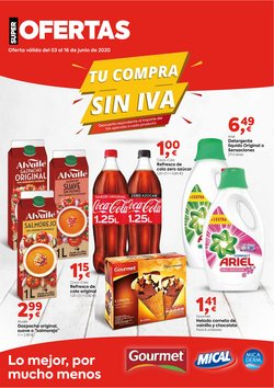 Ofertas de Ariel en Pròxim Supermercados