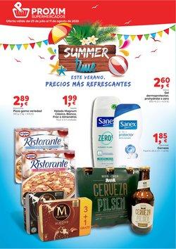 Catálogo Pròxim Supermercados en Calahorra ( 3 días publicado )
