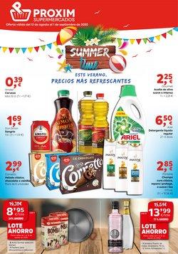 Catálogo Pròxim Supermercados en Legorreta ( Publicado hoy )