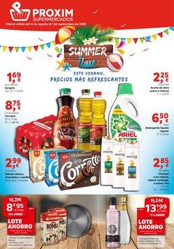 Catálogo Pròxim Supermercados en Mijas ( 3 días publicado )