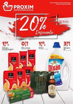 Catálogo Pròxim Supermercados en Madrid ( Publicado hoy )
