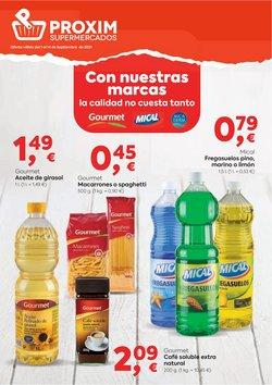 Ofertas de Pròxim Supermercados en el catálogo de Pròxim Supermercados ( Caducado)
