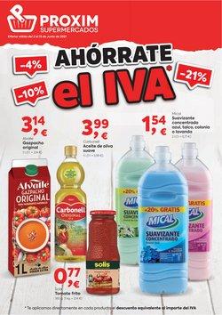 Catálogo Pròxim Supermercados ( 3 días más)