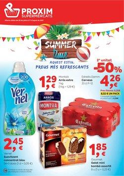 Ofertas de Pròxim Supermercados en el catálogo de Pròxim Supermercados ( 17 días más)