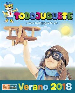 Ofertas de Todojuguete  en el folleto de Castellón de la Plana