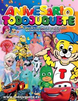 Ofertas de Todojuguete  en el folleto de Vila-real