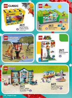 Ofertas de LEGO en el catálogo de Juguetoon ( 2 días publicado)
