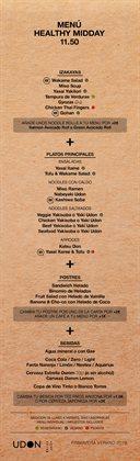 Ofertas de UDON  en el folleto de Jonquera
