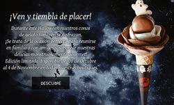 Ofertas de Restauración  en el folleto de Amorino en Arona