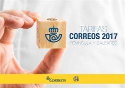 Ofertas de Correos  en el folleto de Barco de Ávila