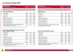 Ofertas de Envío y paquetería  en el folleto de Correos en Madrid