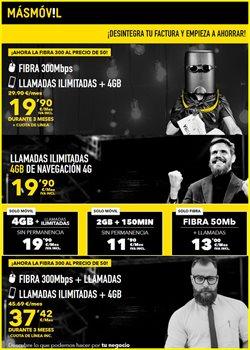 Ofertas de MÁSmóvil  en el folleto de León