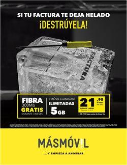 Ofertas de MÁSmóvil  en el folleto de Alicante