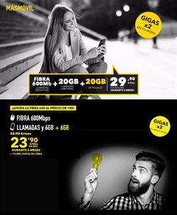 Ofertas de MÁSmóvil  en el folleto de Sevilla
