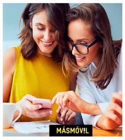 Ofertas de MÁSmóvil  en el folleto de Tarragona