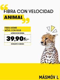 Catálogo MÁSmóvil en Gijón ( Caduca hoy )