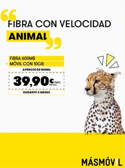 Catálogo MÁSmóvil en Porcuna ( 6 días más )