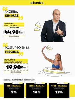 Catálogo MÁSmóvil en Leganés ( 3 días publicado )