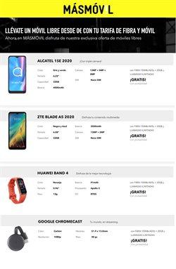 Ofertas de Multimedia en MÁSmóvil