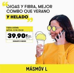 Catálogo MÁSmóvil ( 6 días más)
