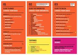 Ofertas de Wok To Walk  en el folleto de Las Rozas