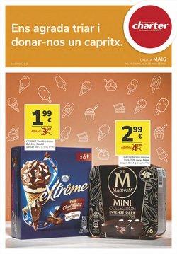 Catálogo Supermercados Charter ( 16 días más)