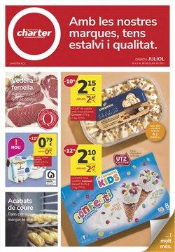 Ofertas de Supermercados Charter en el catálogo de Supermercados Charter ( 3 días más)
