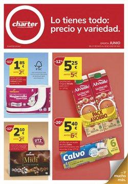 Catálogo Supermercados Charter ( 15 días más)