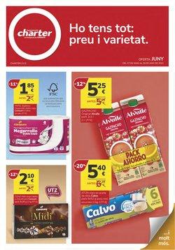 Catálogo Supermercados Charter ( 12 días más)