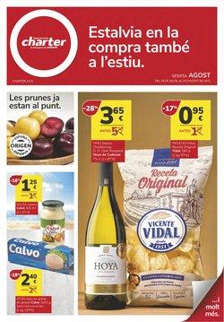Catálogo Supermercados Charter ( Publicado ayer)