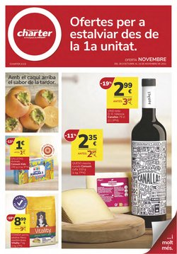Catálogo Supermercados Charter ( Publicado hoy)
