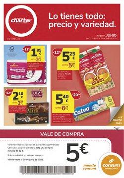 Ofertas de Supermercados Charter en el catálogo de Supermercados Charter ( 10 días más)