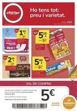 Catálogo Supermercados Charter ( 5 días más)