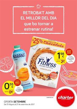 Ofertas de Supermercados Charter  en el folleto de Silla