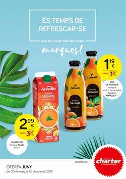 Ofertas de Supermercados Charter  en el folleto de Figueres