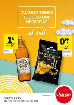Ofertas de Supermercados Charter  en el folleto de Torrevieja