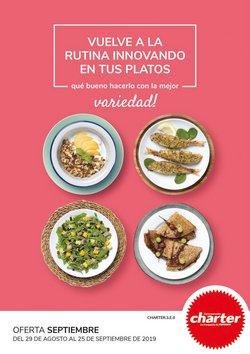 Ofertas de Supermercados Charter  en el folleto de Cerdanyola del Vallès