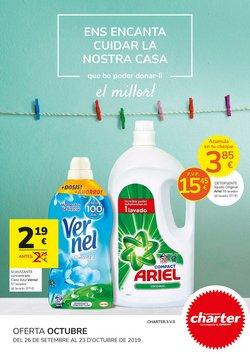 Ofertas de Supermercados Charter  en el folleto de San Vicente del Raspeig