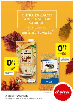Ofertas de Supermercados Charter  en el folleto de Mataró