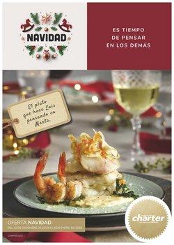 Ofertas de Supermercados Charter  en el folleto de Teruel