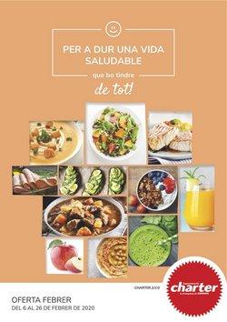 Catálogo Supermercados Charter en Mislata ( 10 días más )