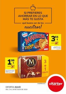 Catálogo Supermercados Charter en Castellón de la Plana ( 15 días más )
