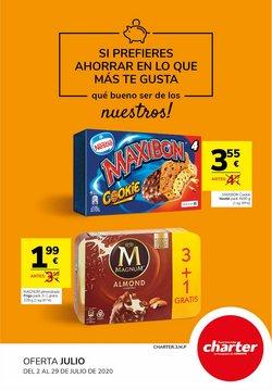 Catálogo Supermercados Charter en Murcia ( 14 días más )