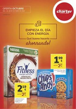 Catálogo Supermercados Charter en Mora de Rubielos ( 8 días más )