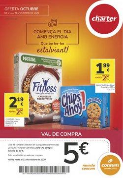 Catálogo Supermercados Charter en Elche ( 8 días más )